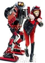 SHINee珉豪&泰民在《Vogue Korea》变身机器人