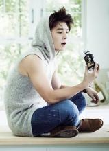 Super Junior东海·始源时尚性感杂志写真