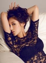 刘羽琦透视写真 散发妩媚的性感