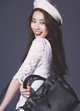 miss A成员秀智品牌写真 国民初恋甜美娇俏