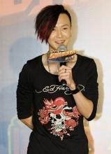 黄义达现身2013星尚热波音乐节发布会