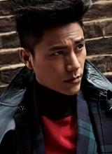 陈坤时尚男人新年封面 展现霸气魅力