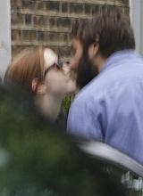 艾玛·沃特森与男友当街热吻不惧偷拍
