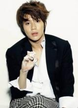 SHINee成员泰民时尚杂志大片