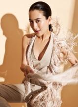 马苏时尚写真