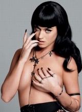 凯蒂·佩里大尺度全裸写真 性感美艳迷人