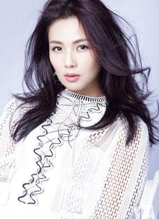 刘涛性感大气演绎时尚 气质迷人拍写真