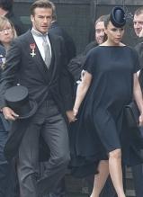 歐美明星懷孕不舍高跟鞋 貝嫂最有范