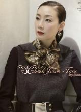 崔智友巴黎风情浪漫杂志封面
