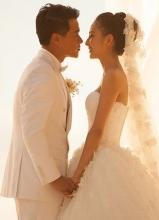 陳思誠佟麗婭婚禮直擊 甜蜜親吻鉆戒搶眼