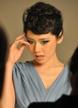 秋瓷炫彩妆写真