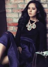 韩佳人杂志Marie Claire迷人写真