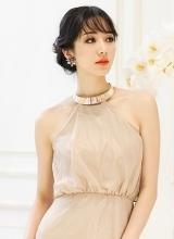 韓雪氣質寫真 薄紗透視裙秀身材曲線
