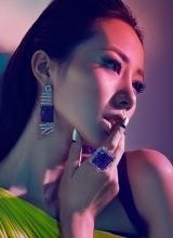 韓雪奇幻色彩寫真大片 優雅時尚盡顯個人魅力