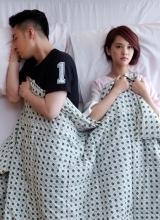 潘玮柏MV花絮曝光 搭档杨丞琳挑战唯美床戏