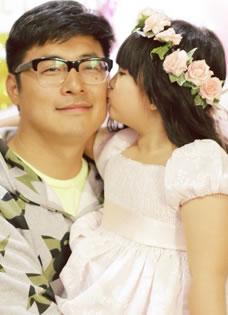 王詩齡慶祝5歲生日 林志穎張亮齊加盟