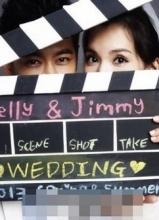 林志颖昔日泰国结婚 自晒老婆婚纱照