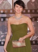 第32屆香港電影金像獎 梁詠琪亮相紅毯