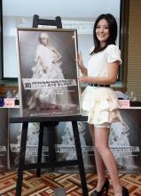 卓文萱越南举办慈善演唱会 筹款资助孤儿院