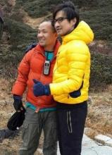 汪峰登山照曝光 網友調侃白爬了又沒上頭條