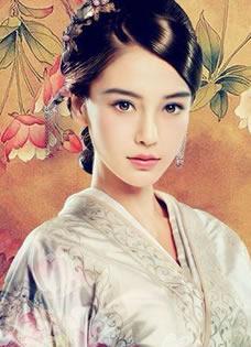 《云中歌》单人海报曝光 Angelababy美艳脱俗
