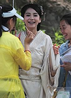 杜淳Angelababy云中歌最新花絮照