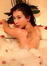 十大当红女星全裸湿身洗浴照 绝对香艳