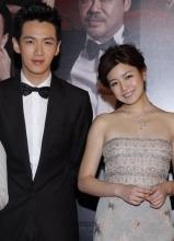 陈妍希2012香港金像奖现场照