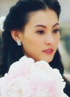 张柏芝遭向华强夫妇痛批 昔日美艳婚纱照遭泄