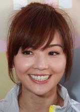 蔡卓妍出席活动 计划6年后生宝宝