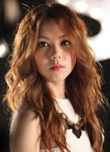 我是歌手邓紫棋宣传照曝光 化身重机美女