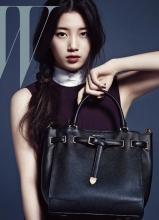 裴秀智W Korea时尚品牌冬季宣传写真