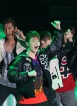 SJ-M空降台湾会 唱周杰伦歌曲引惊喜