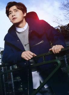 李易峰登《男人风尚》杂志写真抢先看