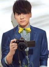 李易峰高清写真 彰显名流帅气