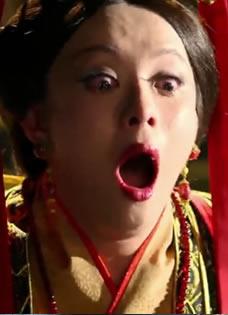 《羋月傳》最新片花 孫儷黃軒方中信陷三角虐戀