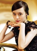 孫儷登時尚雜志封面 復古妝容出鏡