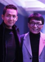 钟汉良帅气亮相智族GQ年度人物颁奖盛典