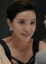 郭采洁不测的爱情年光剧照 剧中扮演王乐晴