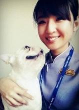 台空姐Ivy Chao酷似林依晨网络走红 私照曝光