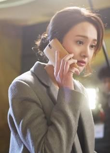 郑爽《相爱穿梭千年》唯美剧照 林湘湘成失忆恋人