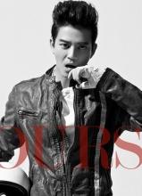 陈晓东杂志写真大片 散发时尚型男魅力