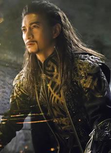 吴奇隆《蜀山战纪之剑侠传奇》定妆照