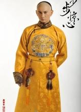 吴奇隆《步步惊心》最新剧照曝光