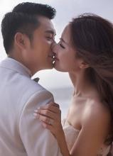 曾小贤陈赫与女友婚纱照曝光 甜蜜浪漫