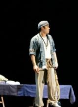 陈赫罗密欧与朱丽叶舞台剧照