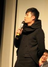 陈赫在上海外贸为混蛋攻略做宣传