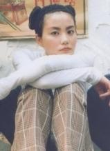王菲1997年写真曝光 清纯可人