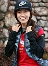 RunningMan宋智孝参加长跑大赛 休闲出镜心情靓