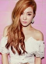 少女时代Tiffany最新写真 性感不失可爱